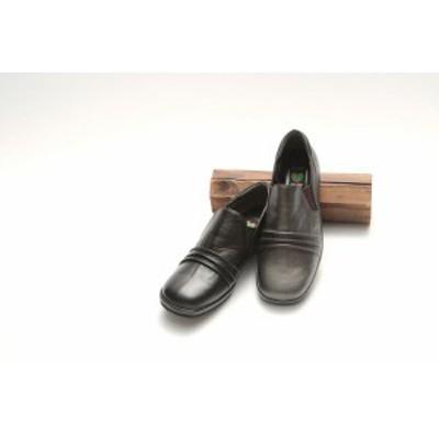 ゴールデンフット レディースシューズ 1727  ゆったり幅広! ウォーキングシューズ 婦人靴