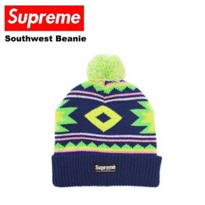 シュプリーム(SUPREME)Southwest Beanie ビーニー/ニットキャップ/帽子【r】[AA]