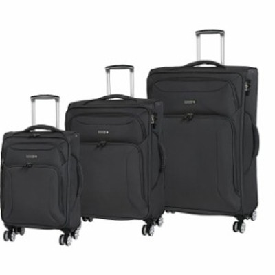 it luggage  旅行用品 キャリーバッグ it luggage Megalite Fascia 3 Piece Expandable Spinner Luggage Set NEW