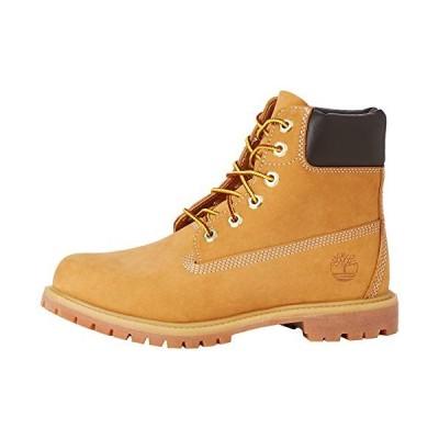 """ティンバーランド シューズ・ブーツ B010361 Timberland Women's 6"""" Premium Waterproof Boot, Wheat"""