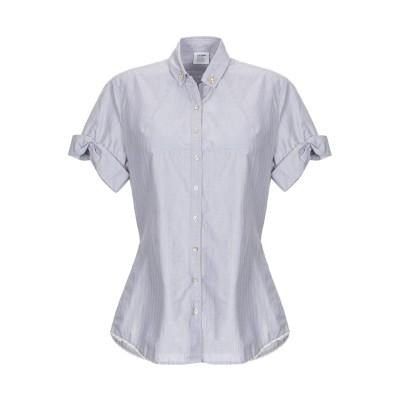 CALIBAN RUE DE MATHIEU EDITION シャツ グレー 42 コットン 100% シャツ