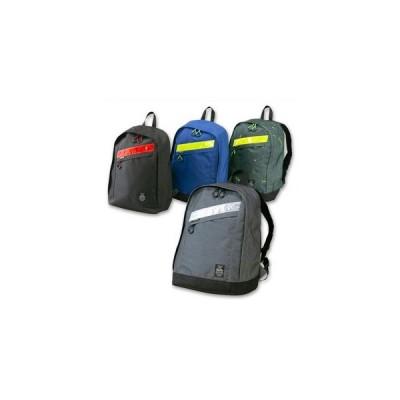 メーカー直送 TULTEX/タルテックス デイパック LX69140 ブラック/ブルー/杢グレー/ペンキカーキ