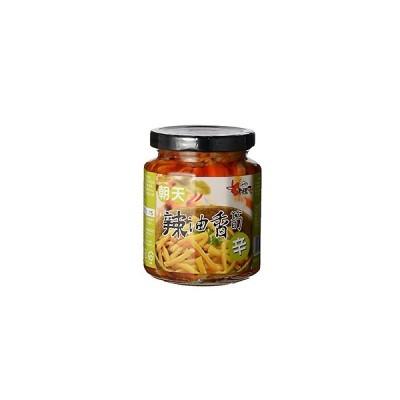 朝天 辣油香筍(ラー油漬けたけのこ) / 260g TOMIZ(富澤商店) 中華とアジア食材 中華食材