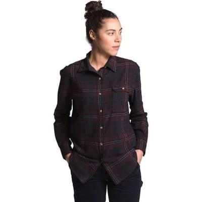 ノースフェイス レディース シャツ トップス The North Face Women's Berkeley LS Boyfriend Shirt