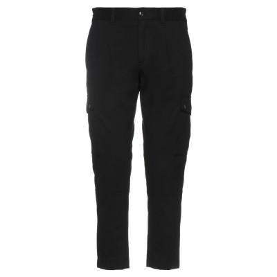 ドルチェ & ガッバーナ DOLCE & GABBANA パンツ ブラック 48 指定外繊維(紙) 100% パンツ