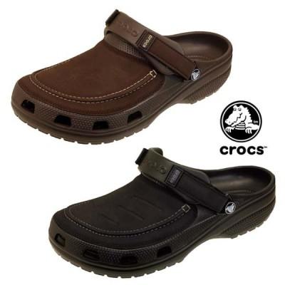クロックス crocs Yukon Vista II Clog m 207142 001 206 ユーコン ヴィスタ 2 クロッグ サンダル メンズ