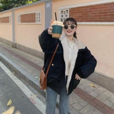 大きいサイズ秋冬新作 韓国 レディース ファッション裹起毛コート3L 4L 5L || レディースアパレル ワンピース ドレス