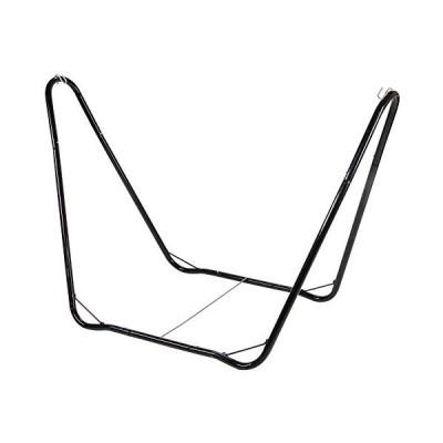 キャプテンスタッグ(CAPTAIN STAG) キャンプ用品 椅子 チェア スチールポール チェアモック用スタンドII ブラック U