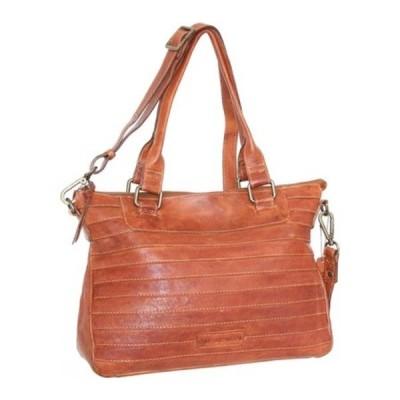 ニノボッシ 財布 アクセサリー レディース Rebekah Convertible Satchel (Women's) Cognac Leather