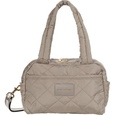 マーク ジェイコブス Marc Jacobs レディース ボストンバッグ・ダッフルバッグ バッグ Quilted Nylon Small Bag Cement