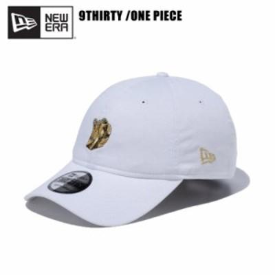 ニュー エラ(NEW ERA) 9THIRTY ONE PIECE ワンピース 電伝虫 《White》 ゴルフ/キャップ/帽子[BB]