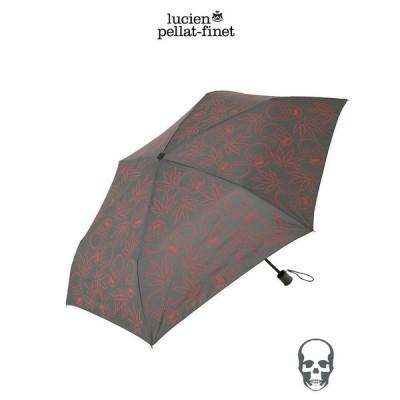 ルシアンペラフィネ【outline/アウトライン折り畳み傘】D.Grey/Can