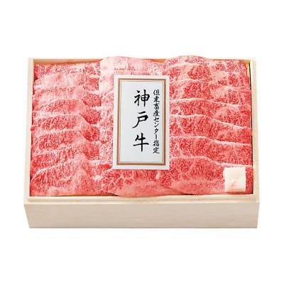 【お歳暮】但東畜産センター指定 神戸牛 カルビ焼肉用【三越伊勢丹/公式】