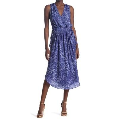 レイミー ブルック レディース ワンピース トップス Hayley Printed V-Neck Dress ORCHID COMBO