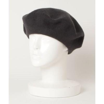 帽子 B:MING by BEAMS / バスク ベレー帽