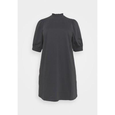 ジズ ワンピース レディース トップス XALICJA DRESS - Day dress - asphalt