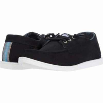 クイックシルバー Quiksilver メンズ シューズ・靴 Harbor Dredged Black/Black/White