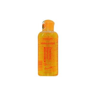 サニープレイス ナノサプリ クレンジングシャンプー 120ml オレンジ (パッケージ変更あり)