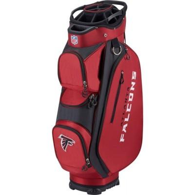 ウィルソン Wilson ユニセックス ゴルフ カートバッグ Atlanta Falcons NFL Cart Golf Bag