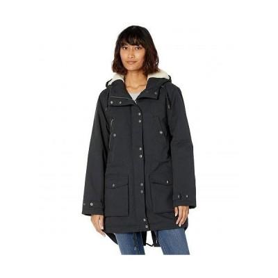 Volcom ヴォルコム レディース 女性用 ファッション アウター ジャケット コート ダウン・ウインターコート Walk On By 5K Parka - Black 2