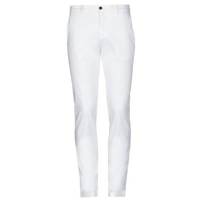 SAN FRANCISCO '976 パンツ ホワイト 29 コットン 96% / ポリウレタン 4% パンツ