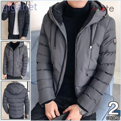 キルティングジャケットメンズ中綿ジャケット中綿コートダウン風コートビジネスジャケットカジュアル暖かい軽量