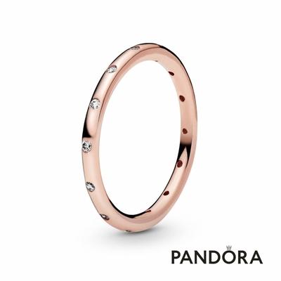 【Pandora官方直營】簡約璀璨戒指