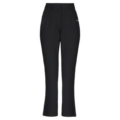 OFF-WHITE™ パンツ ブラック 40 ポリエステル 53% / バージンウール 43% / ポリウレタン® 4% パンツ