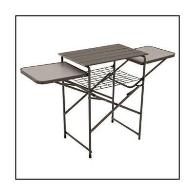 【新品】Eureka! Camp Kitchen Portable Folding Camping Cooking Table and Shelf並行輸入品