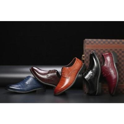 シークレットシューズ インヒール ビジネスシューズ メンズ 革靴 レザーシューズ 通勤 お洒落 UPと普通版