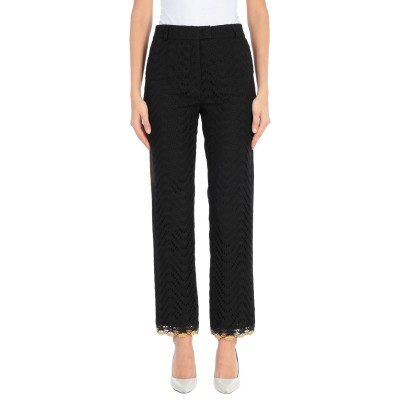 ジョルネ JOUR/NÉ パンツ ブラック 36 コットン 95% / テンセル 5% パンツ