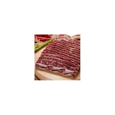 LA骨付きカルビ1kg(2043) 冷凍便 韓国食品韓国食材お肉 牛肉骨付きカルカルビ配送日時指定必要