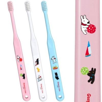 歯ブラシ Ci603 仕上げ磨き用歯ブラシ Sやわらかめ リサとガスパール 5本入(メール便6点まで) ポイント消化