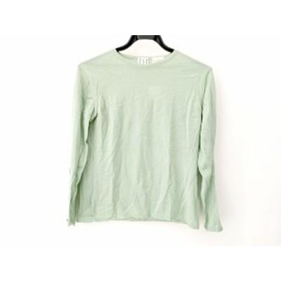 セイ TSE 長袖セーター サイズS レディース ライトグリーン 薄手【中古】20200628