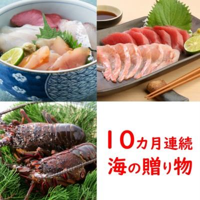 漁師からのうまいもん定期便【年10回コース】
