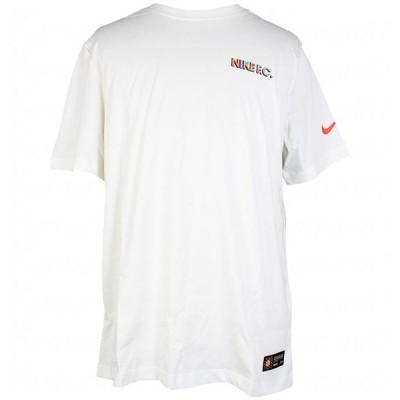 NIKE F.C. アーティスト HOOK CDMX 半袖Tシャツ セイル 【NIKE|ナイキ】サッカーフットサルウェアーcv3386-133