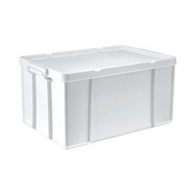 まとめ売り天馬 ロックス モノ 660LW440×D660×H320mm ホワイト 1個 ×3セット 生活用品 インテリア 雑貨 オフィス家具 オフィス収納[▲