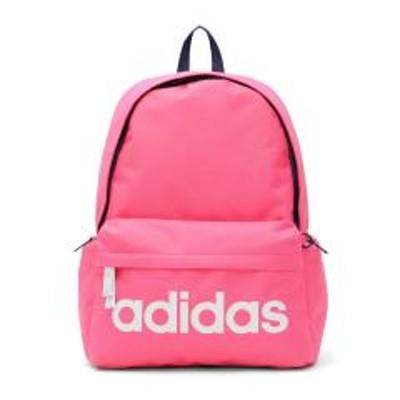 adidas(アディダス)【セール】アディダス リュックサック adidas スクールバッグ  リュック デイパック 通学 バッグ スクール スポーツ 23L レディース メンズ 中学生 高校生 47892 リアルピンク(11)