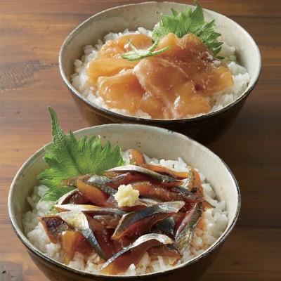 [宇佐もん工房]土佐の海鮮丼の素 5種セット 魚(切身・干物など)