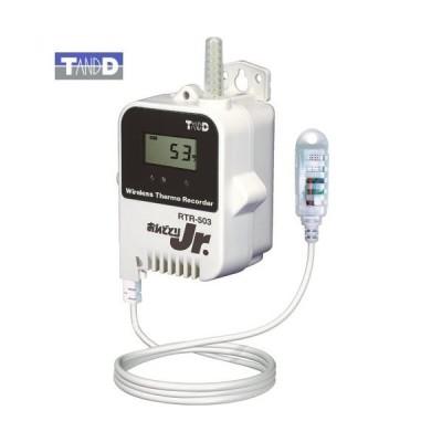 おんどとり ワイヤレスデータロガー・温度湿度タイプ(大容量バッテリータイプ) RTR-503L