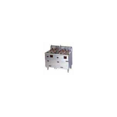 マルゼン ガス生めん用麺釜 型式:MRF-106RC 送料無料(メーカーより直送)メーカー保証付