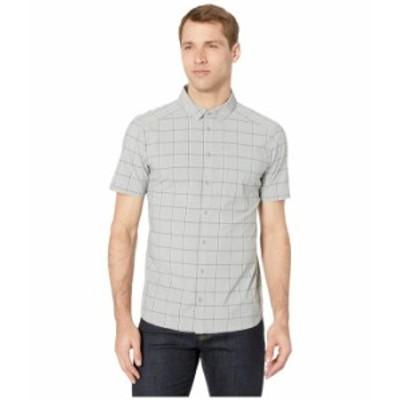 アークテリクス メンズ シャツ トップス Riel Shirt Short Sleeve Fibreglass