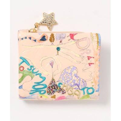 tsumori chisato CARRY / ハッピースタッフ 折財布 WOMEN 財布/小物 > 財布
