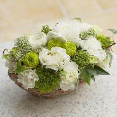 Flower Arrengement(バトー)〔送料込/本体5280円+送料550円〕 ※お届け目安約10日