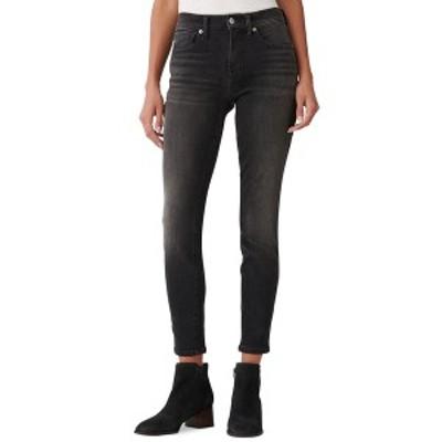 ラッキーブランド レディース デニムパンツ ボトムス Bridgette High-Rise Skinny Jeans Sticky Sap
