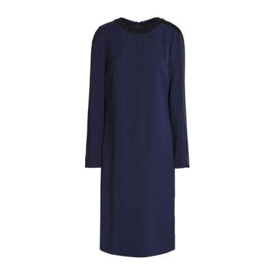 AMANDA WAKELEY チューブドレス ファッション  レディースファッション  ドレス、ブライダル  パーティドレス ダークブルー