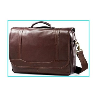 Samsonite Durham Colombian Leather Briefcases (Black)