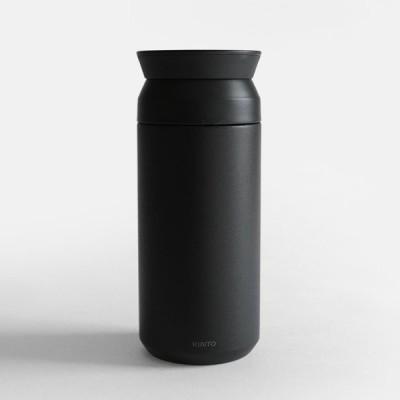 KINTO / トラベルタンブラー350ml(ブラック)【キントー/TRAVEL TUMBLER/水筒/サーモマグ】[113196