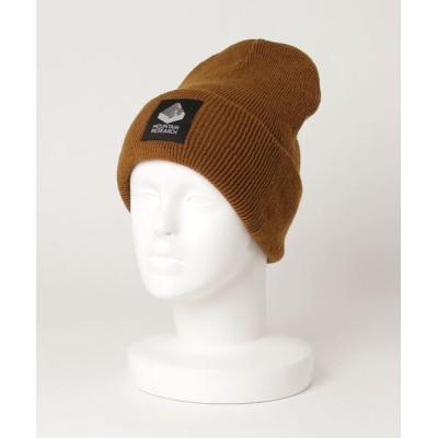fridge setagaya 出張所 / 【Mountain Research】マウンテンリサーチ LOGGER'S CAP MEN 帽子 > ニットキャップ/ビーニー