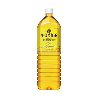 午後の紅茶 レモンティー 1.5L × 8個 (2018)